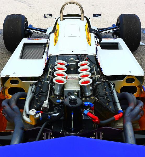 Legends Barber Motorsports