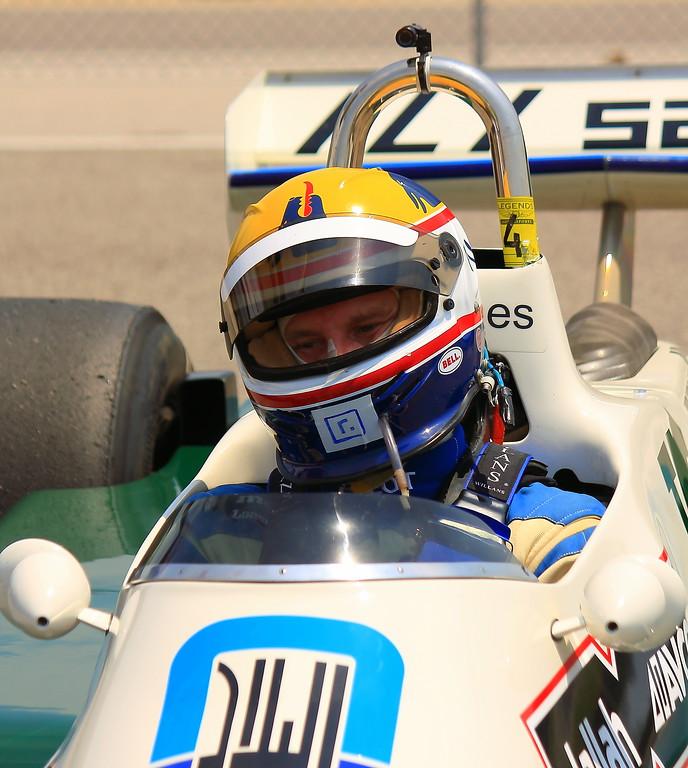 Charles Nearburg Victory Lane Barber Motorsports Park