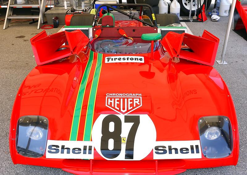Steven Read 1972 Ferrari 312PB