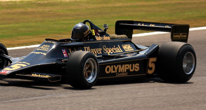 John Player Special Barber Motorsports Park