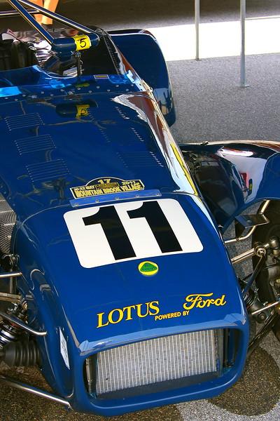 No.11 1968 Lotus SIII Barber Motorsports Park
