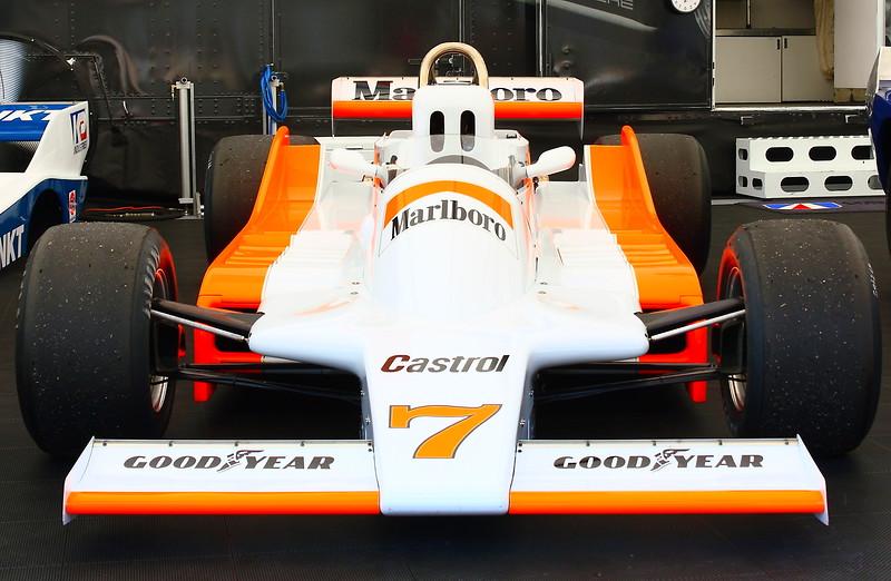 1979 McLaren M28 Marlboro No. 7