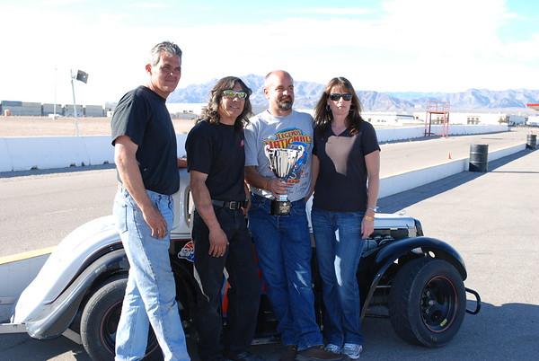 Las Vegas Motor Speedway, Silver State Champion! 02-13-11
