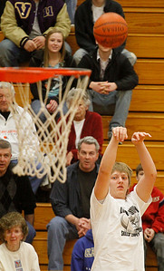 03/28/10 Mr Basketball Nick Farley in three point contest. Photo by Tom Mahl