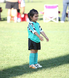 Leilani's Soccer Game 9-26-09