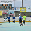 SENTINEL&ENTERPRISE/Ashley Green - Dek Hockey action between East Rink Indians and GLDHC Storm in Leominster on Friday evening.