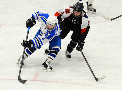 Leominster vs. Gardner Hockey