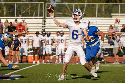 Linfield University in McMinnville hosted the 2021 Les Schwab Bowl game with the South coming away with the 31-8 win over the North.