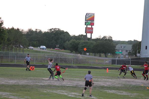 Liberty vs Sgt. Smith Championship Game