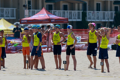 2016 Junior Lifeguards Nationals, Hermosa Beach, CA. Sports photographer Kevin Gilligan, www.photosbykag.com All Rights Reserved. @photosbykag on social media. kag@photosbykag.com for inquiries