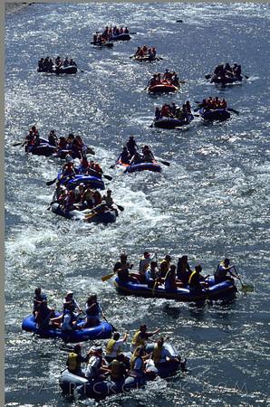 Clark Fork Rafting, Missoula,Montana
