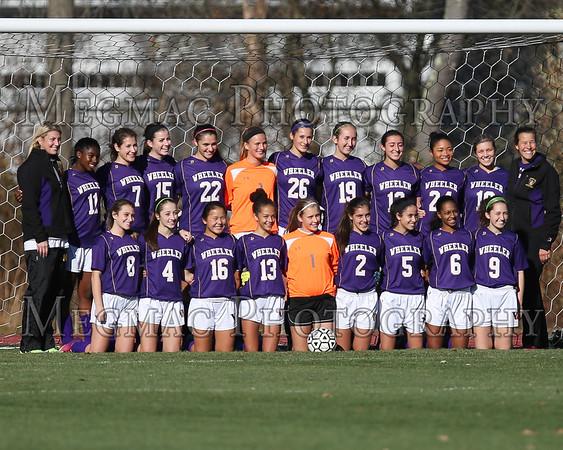 Girls Soccer -2013