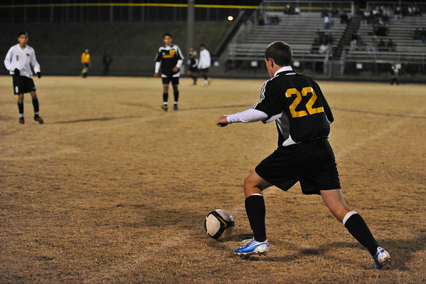 Lincolnton vs Surry Central Soccer Playoffs Nov. 13, 2010