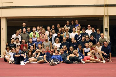 Linea Recta 25th Anniversary - Gymnastics Training