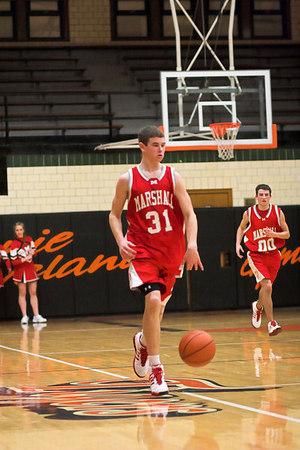 Lions Basketball 2006-2007