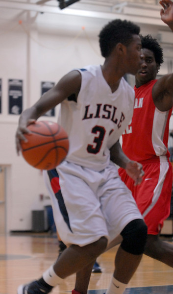 Lisle vs. Aurora Catholic basketball