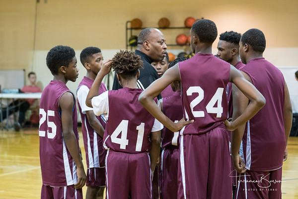 Lithonia Adventist Basketball -Game 1