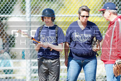 5/2/15- NKC Challenger Rays vs Woodinville Cardinals