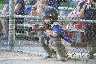 6/5/16- Dodgers vs TBD - Machine Pitch