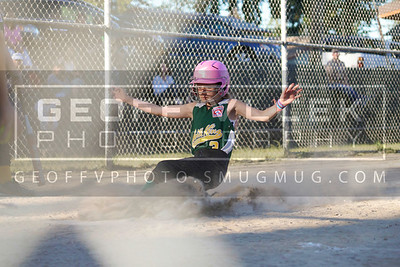 5/10/16- Wolf Pack vs Crushers - AAA Softball