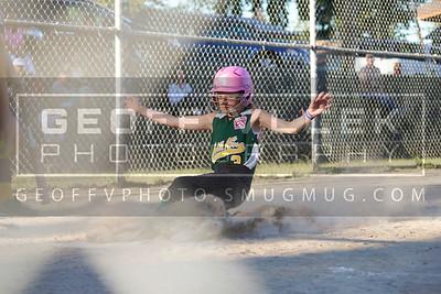5/10/16- Wolf Pack vs Crushers - AAA Softball