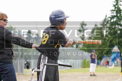 6/22/16- Challenger - Pirates vs Rays