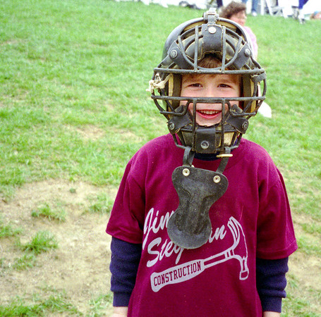 Little League baseball 1996