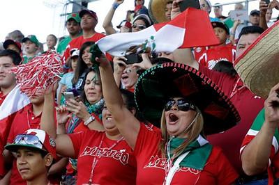 LLWS Australia Mexico Baseball