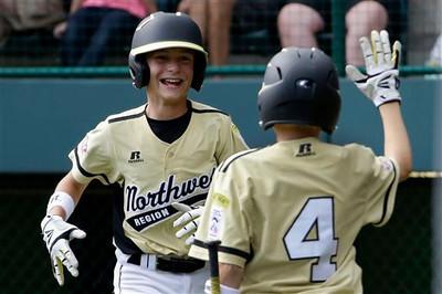 LLWS Texas Washington Baseball