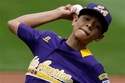 LLWS Panama Puerto Rico Baseball