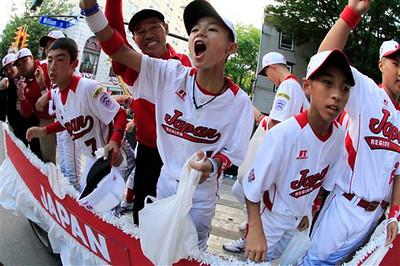 LLWS Baseball
