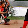 Elyria Little League girls softball :