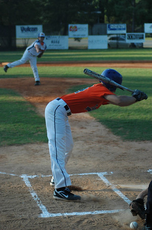 Tigers Vs Rockhounds 4/11/11 Aball