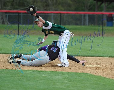 LMHS Baseball, Spring 2013