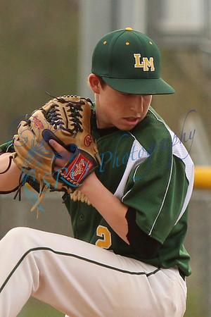 LMHS Baseball, Spring, 2014