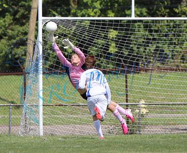 LMHS Soccer, Fall 2012
