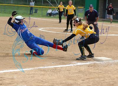 LMHS Softball, Spring 2013