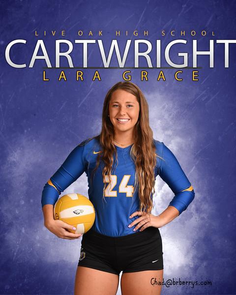 Cartwright 3- Live Oak