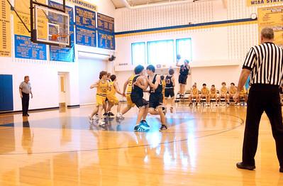 Living Word Basketball