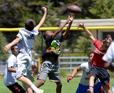 Johnson-Toney Football Camp 062315