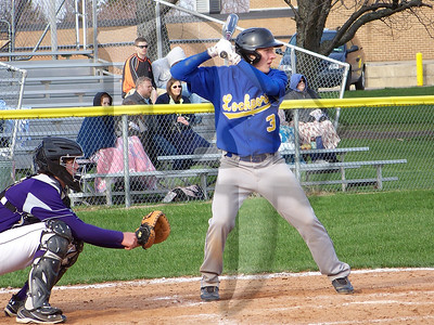 2011, April 15 - Lockport Lions @ Albion Purple Eagles (8819)