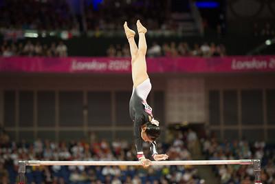 __02.08.2012_London Olympics_Photographer: Christian Valtanen_London_Olympics__02.08.2012_D80_4385_final, gymnastics, women_Photo-ChristianValtanen