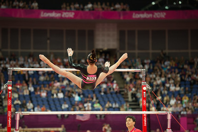 __02.08.2012_London Olympics_Photographer: Christian Valtanen_London_Olympics__02.08.2012_D80_4350_final, gymnastics, women_Photo-ChristianValtanen