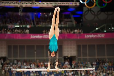 __02.08.2012_London Olympics_Photographer: Christian Valtanen_London_Olympics__02.08.2012_D80_4358_final, gymnastics, women_Photo-ChristianValtanen