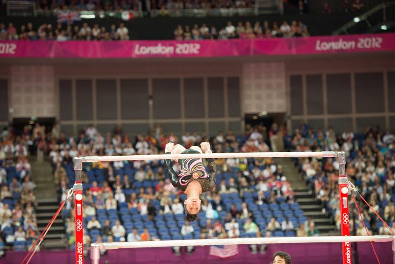 __02.08.2012_London Olympics_Photographer: Christian Valtanen_London_Olympics__02.08.2012_D80_4356_final, gymnastics, women_Photo-ChristianValtanen