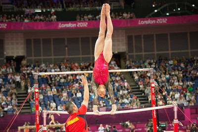 __02.08.2012_London Olympics_Photographer: Christian Valtanen_London_Olympics__02.08.2012_D80_4436_final, gymnastics, women_Photo-ChristianValtanen