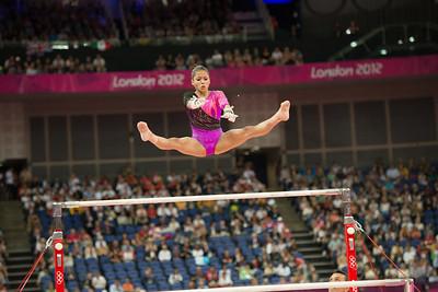 __02.08.2012_London Olympics_Photographer: Christian Valtanen_London_Olympics__02.08.2012_D80_4416_final, gymnastics, women_Photo-ChristianValtanen