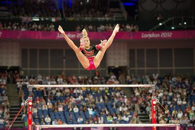 __02.08.2012_London Olympics_Photographer: Christian Valtanen_London_Olympics__02.08.2012_D80_4396_final, gymnastics, women_Photo-ChristianValtanen