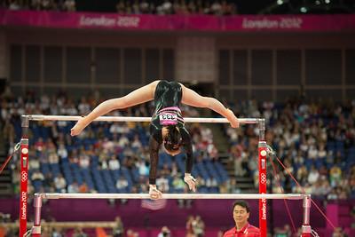 __02.08.2012_London Olympics_Photographer: Christian Valtanen_London_Olympics__02.08.2012_D80_4348_final, gymnastics, women_Photo-ChristianValtanen