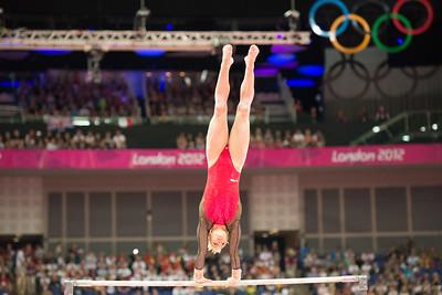 __02.08.2012_London Olympics_Photographer: Christian Valtanen_London_Olympics__02.08.2012_D80_4342_final, gymnastics, women_Photo-ChristianValtanen